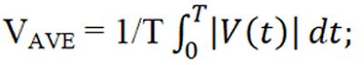 Average Value Formula