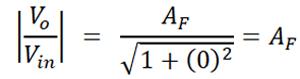 Derivation of First order Butterworth Filter