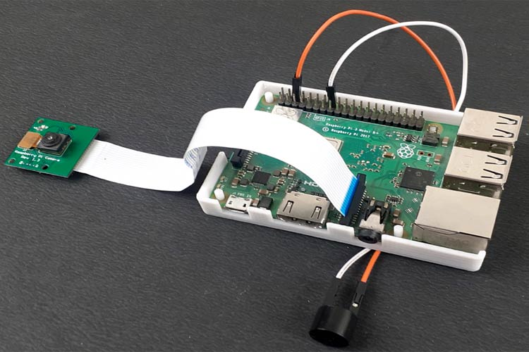Driver Drowsiness Detector System using Raspberry Pi