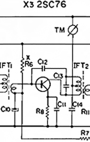 First IF Amplifier