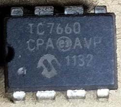 IC-L7660 for Dual Power Supply