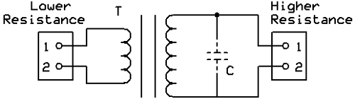 Impedance Matching Circuit