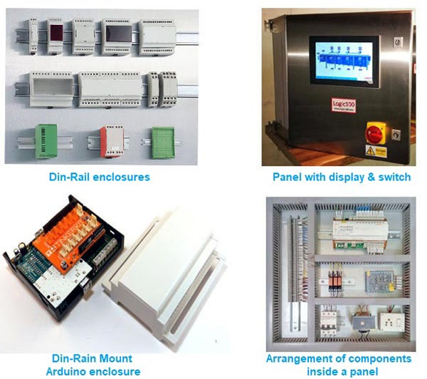 Industrial Automation Enclosures