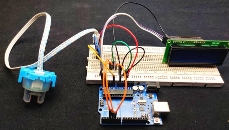Interfacing Turbidity Sensor with Arduino