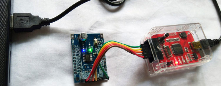 N76E003 Microcontroller Working