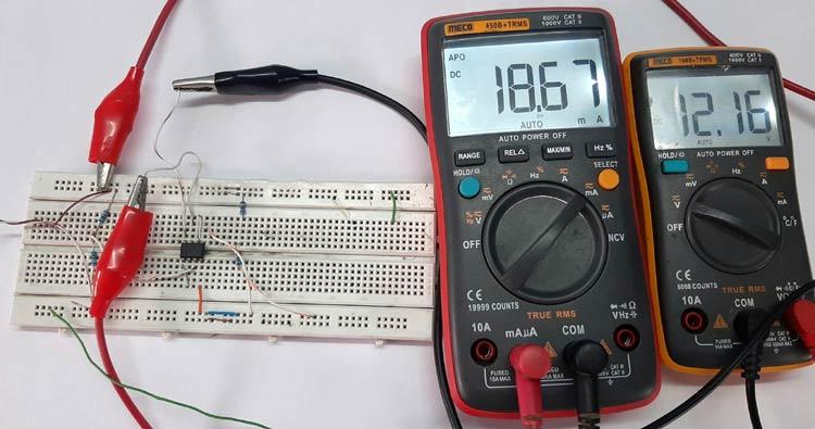 OPA2134 Circuit Testing