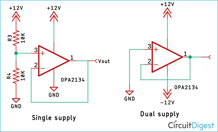 Operational Amplifier Circuit