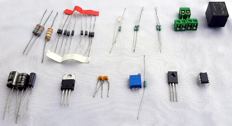 Over Voltage Protection Components