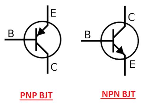 PNP and NPN Transistors