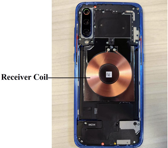 Receiver Coil for Wireless Power Technology