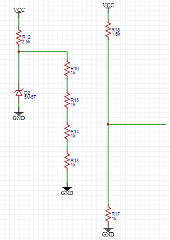 Reference Voltages Section