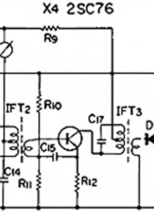 Second IF Amplifier