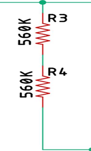 Start up Resistors