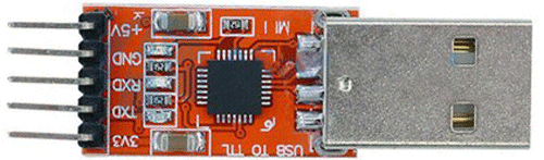 USB to UART or TTL Converter Module