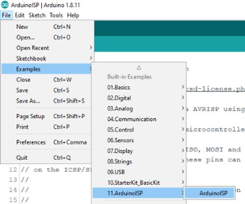 Arduino IDE Configuration