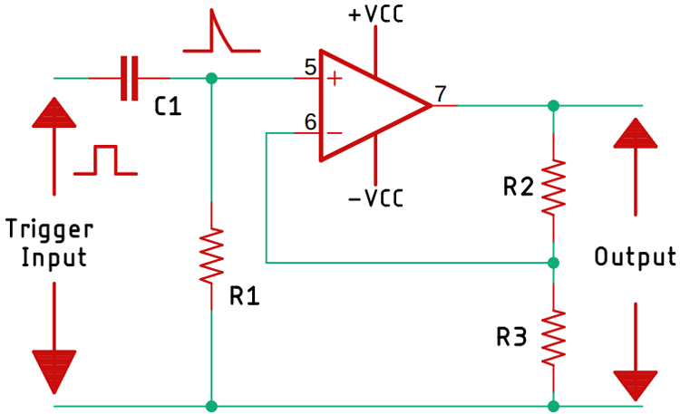 Bistable Multivibrator Circuit