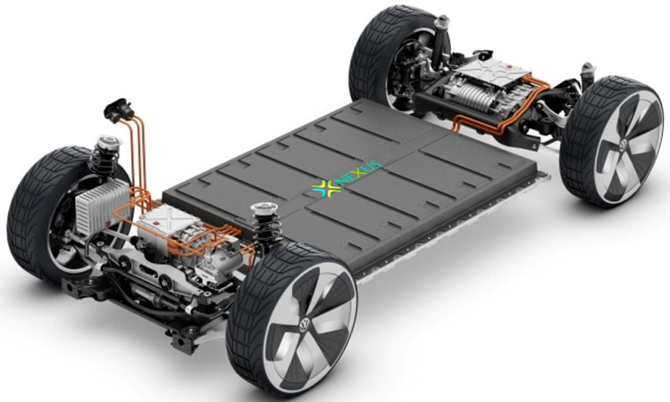 Electric Vehicles Batteries from Nexus Power