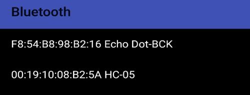HC 05 Bluetooth Module Pairing