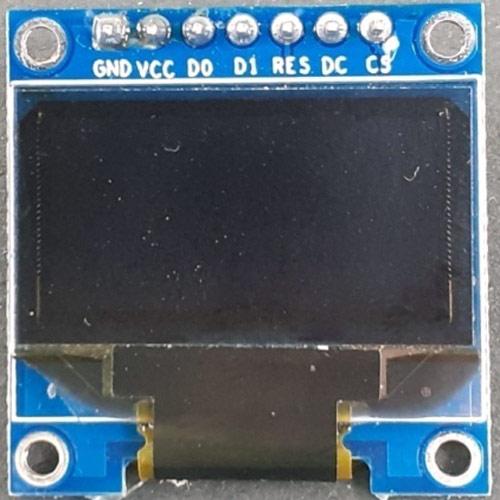 0.96' OLED Display Module