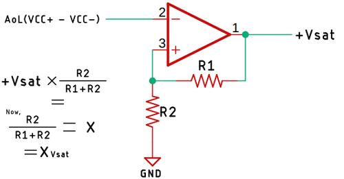 Schmitt Trigger Circuit Diagram