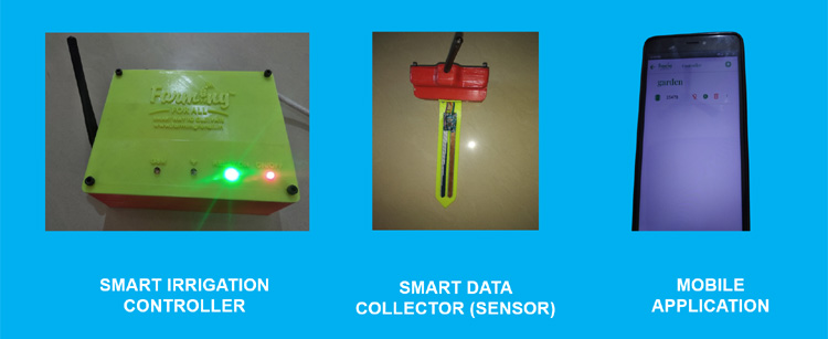 Smart Controller and Smart Data Collector