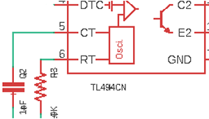 Switching Frequency Selection Circuit