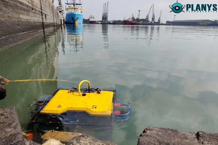 Underwater Robotic Inspections