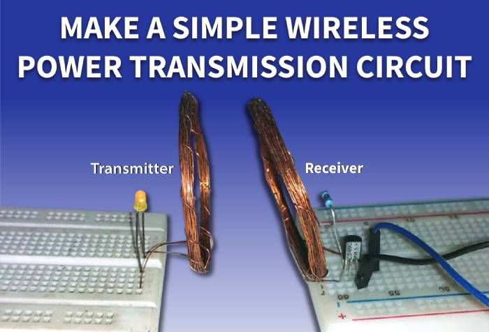 Wireless Power Transmission Circuit
