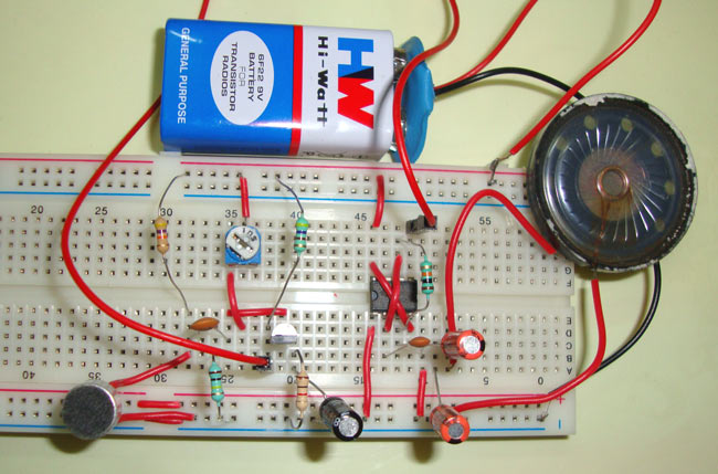 Image result for Basic Electronic Components Used In Circuit Implementation