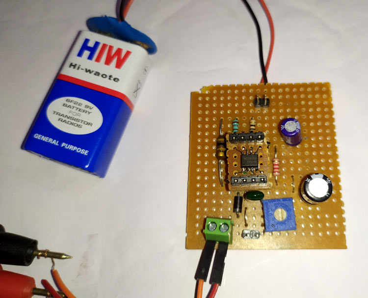 Variable Output Voltage DC to DC Boost Converter Circuit ...