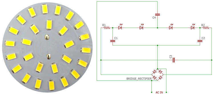 Wiring Diagram 240v Led Downlights