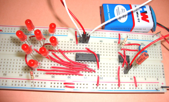4017 Circuit Projects