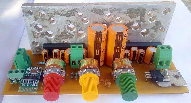 LA4440 Double IC Stereo Audio Amplifier