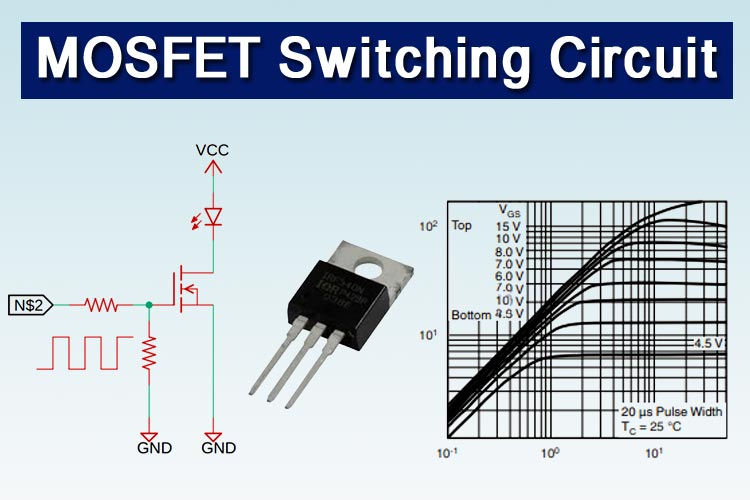 MOSFET Switching Circuit