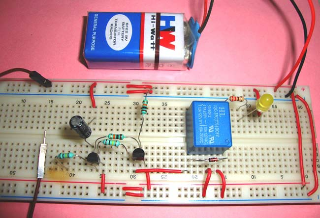 Scr Triggering Using Ujt Electronic Circuits And Diagram