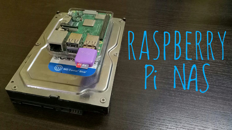 How to build Raspberry Pi NAS Server using Samba