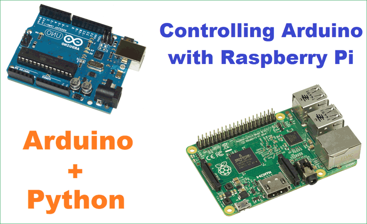 Controlling Arduino with Raspberry Pi using pyFirmata