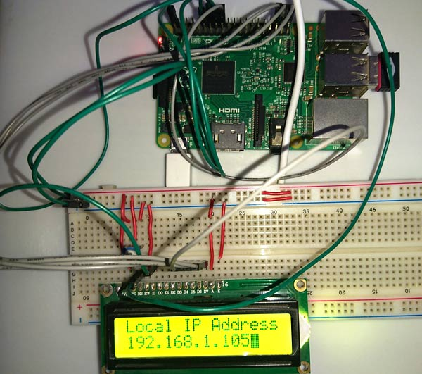 How to Find IP Address of Raspberry Pi using Python Script