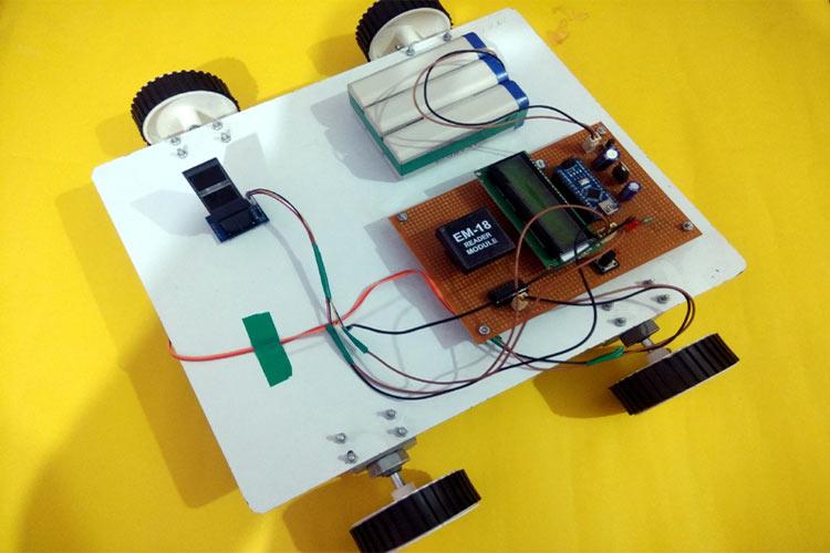 Fingerprint based Car Ignition System
