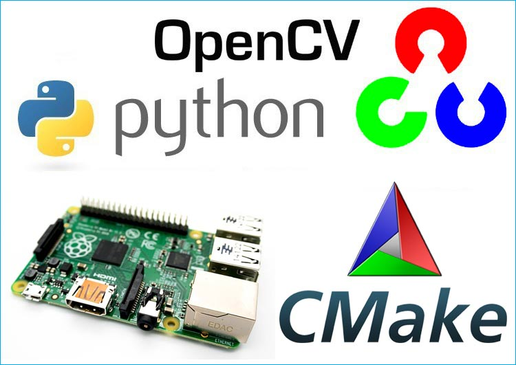 Installing OpenCV on Raspberry Pi using CMake