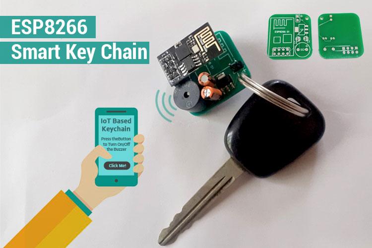 IoT Based Smart Key Finder