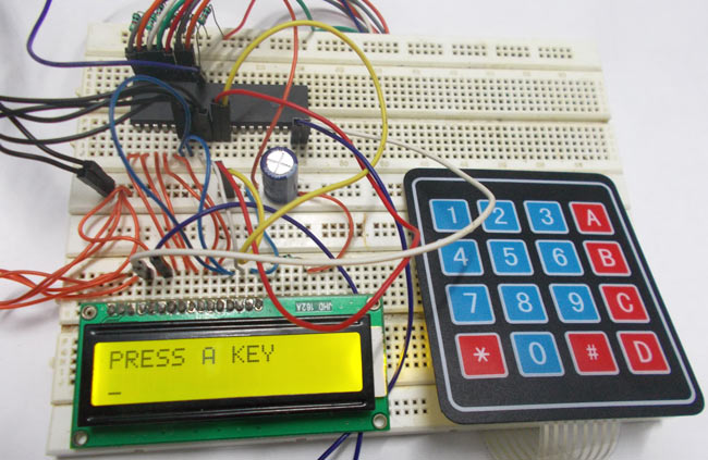 Keypad Interfacing With Avr Atmega32 furthermore Simple Infrared Receiver also Schemview further Nicd Nimh Charger also What Is This Resistor For In This Circuit. on electronic alarm circuit