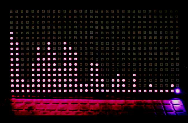 DIY LED Music Spectrum using NeoPixels and ARM Microcontroller