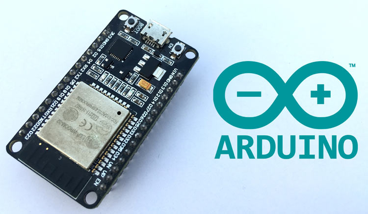 Programming ESP32 Board with Arduino IDE