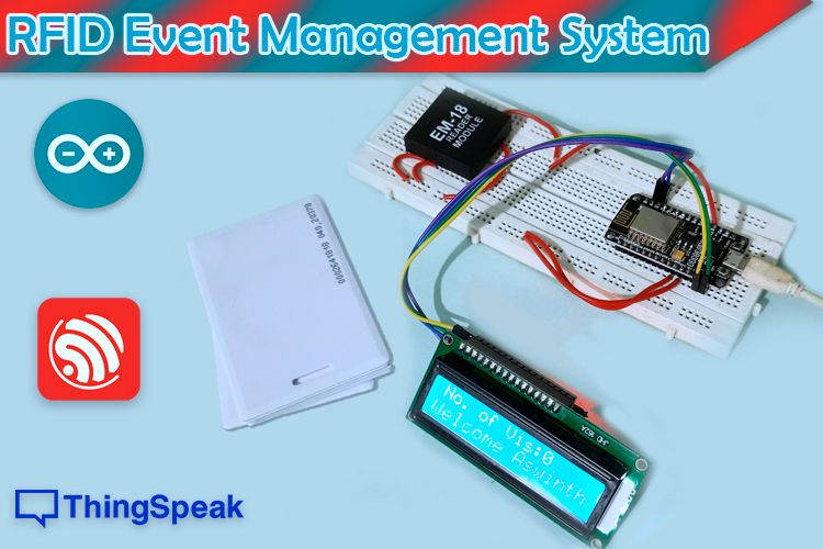 IoT-based Event Management System using RFID