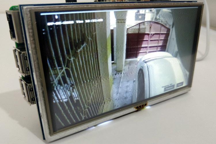 Hikvision Raspberry Pi CCTV Viewer using OpenCV