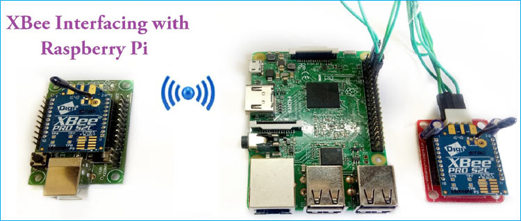 How to Interface XBee Module with Raspberry Pi