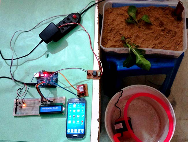 Development Of Low Cost Tdr System For Soil Moisture Measurement likewise Ec Web furthermore Ppt For Automatic Plant Irrigation System as well Soil Moisture Sensor Module moreover Soil Ob. on soil moisture sensor circuit