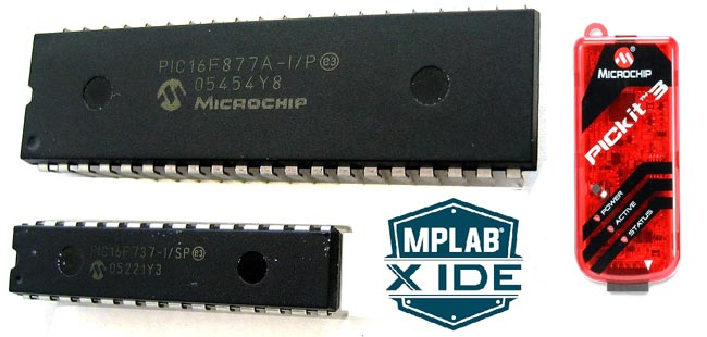 Introduction to PIC Microcontroller and MPLABX IDE