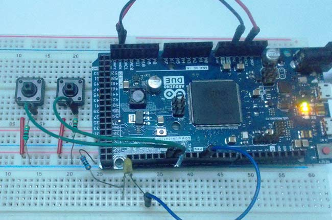 Arduino Due PWM Tutorial